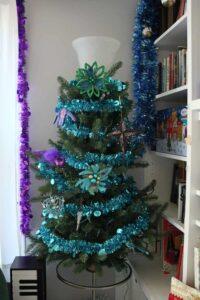 Lamp Christmas tree