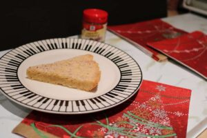 nutmeg shortbread