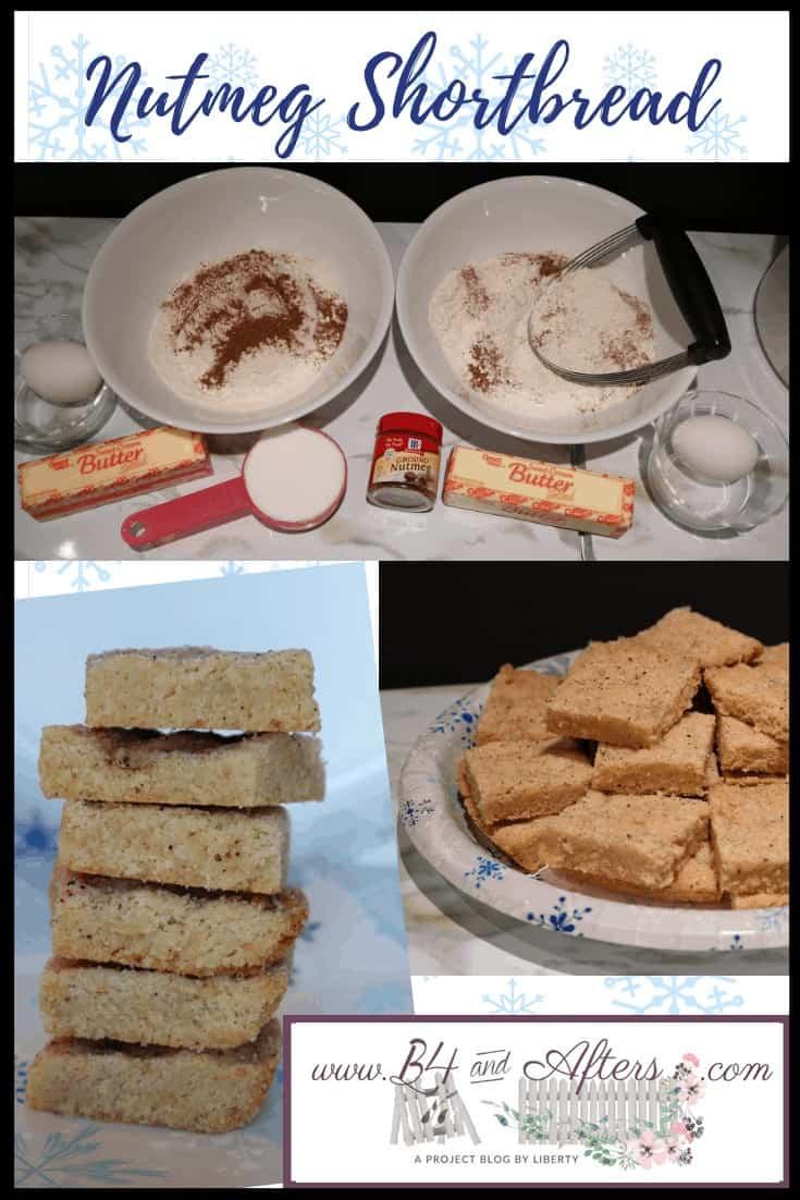 Nutmeg Shortbread graphic