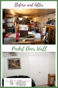 pocket door wall