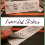 Pinterest Graphic for Laminated Stickers