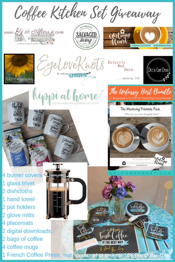 Coffee Blog Tour and Giveaway. Share NOW. #recipes # DIYproject #decorating #coffee