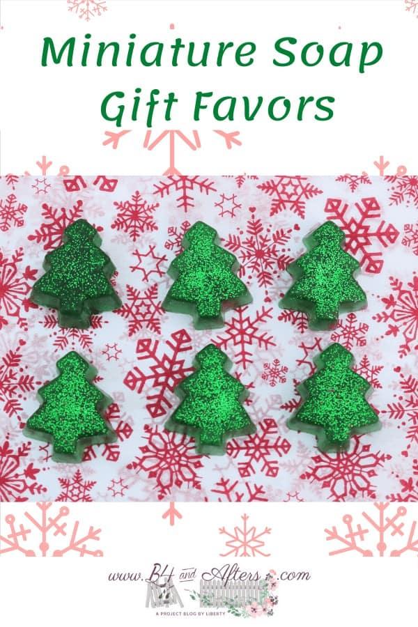 miniature soap gift favors
