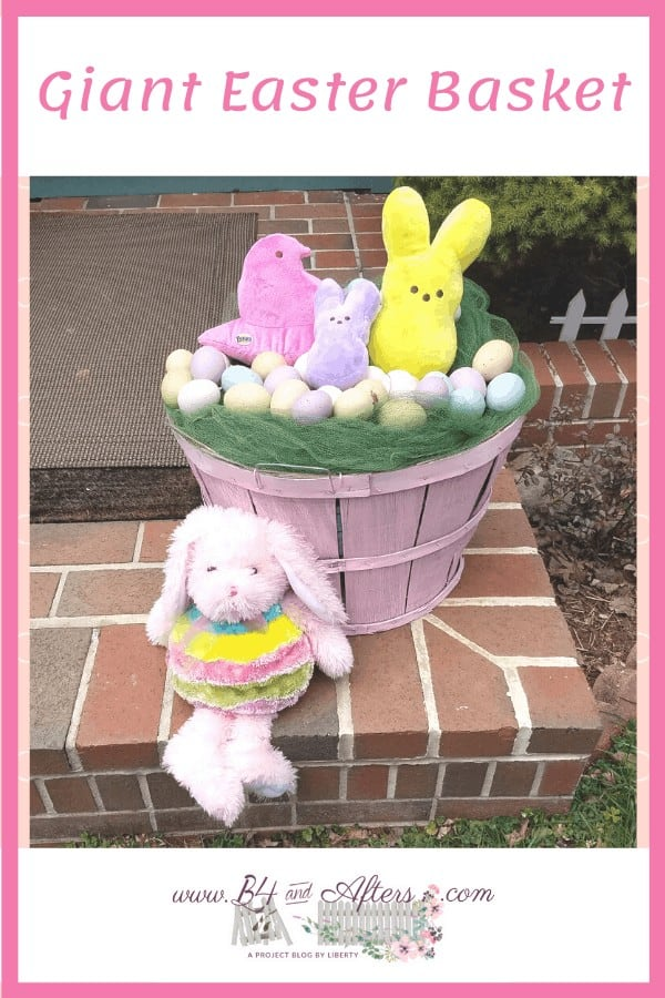 Giant Easter Basket