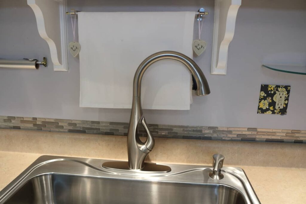 faucet swivel ability