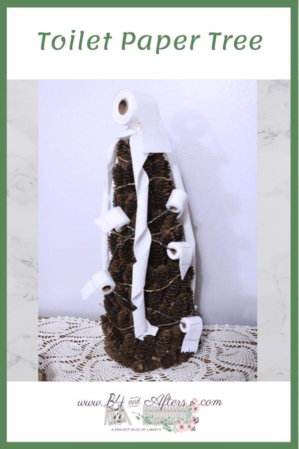 toilet paper tree graphic