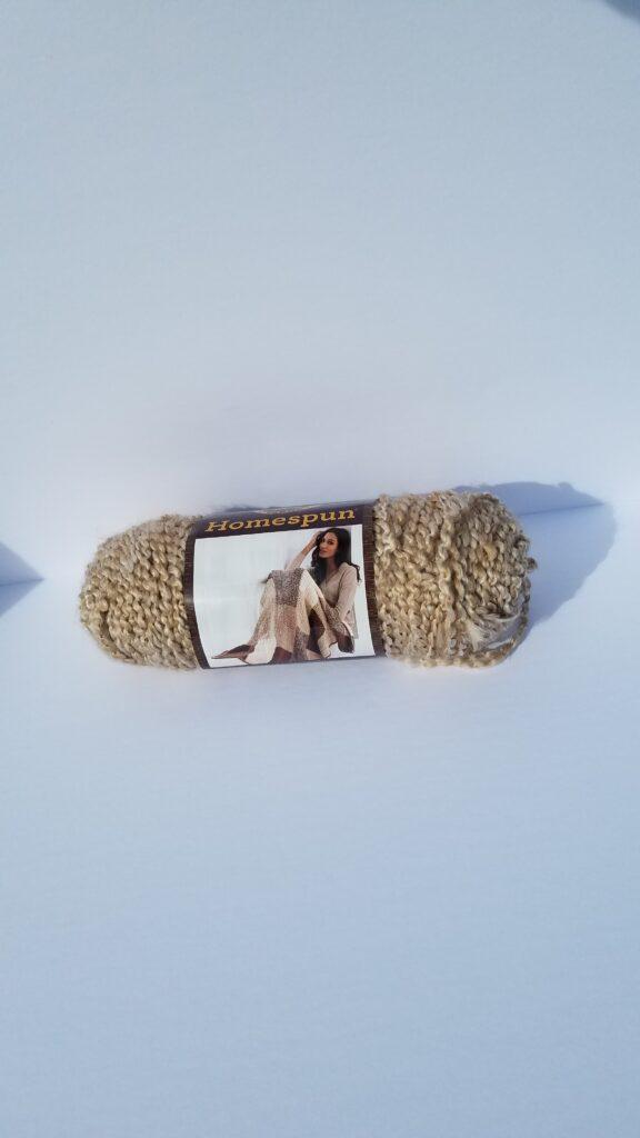 homespun yarn