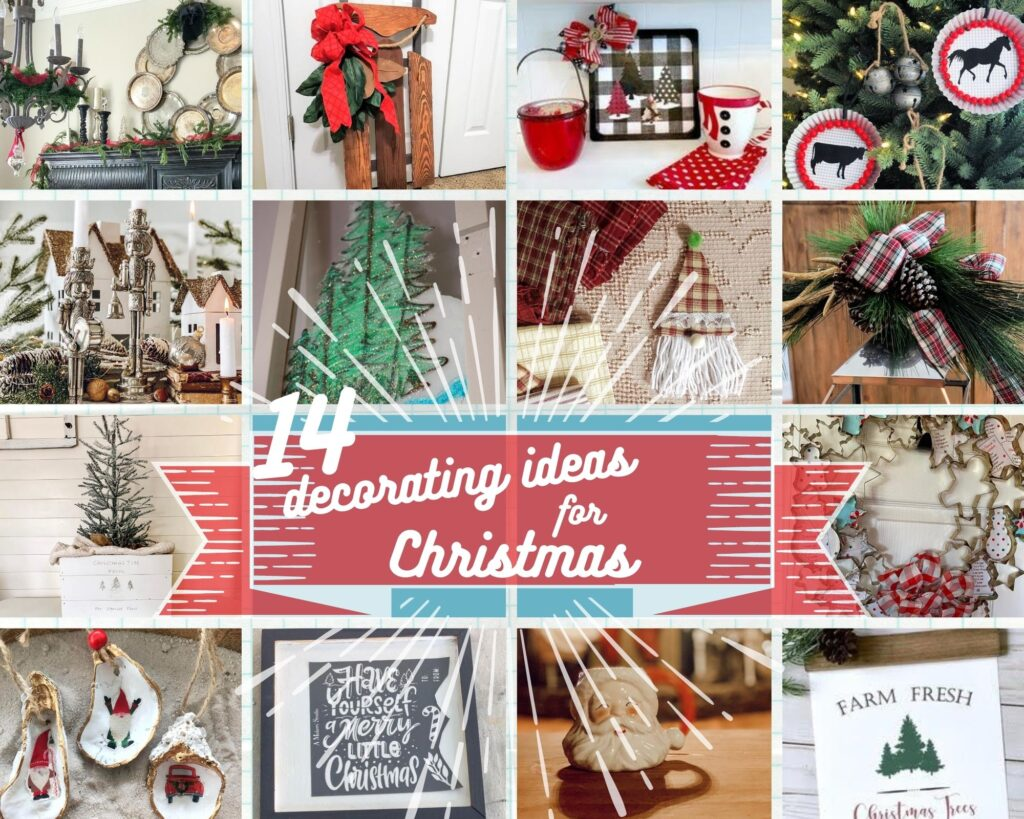 Christmas blog hop graphic