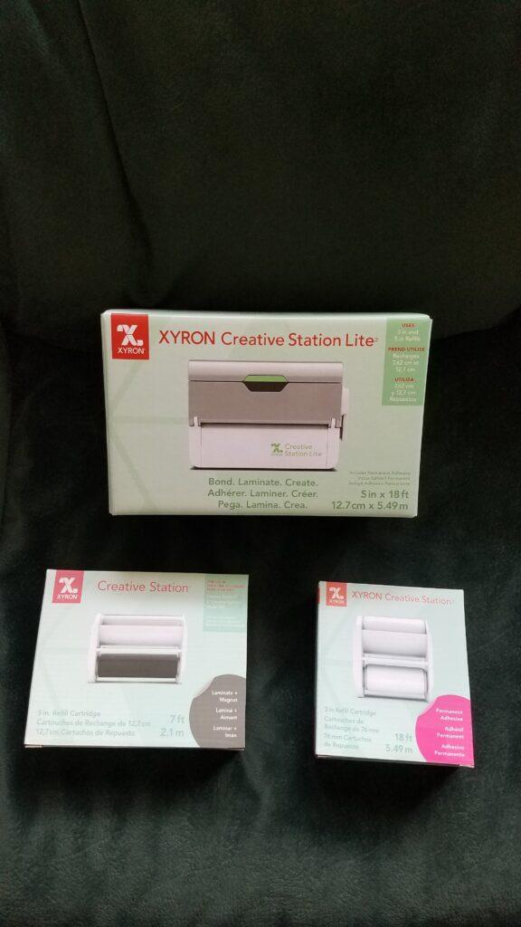 XYRON Creative Station Lite