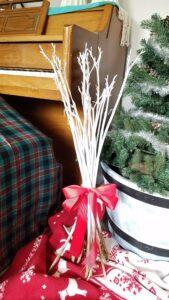 winter bouquet christmas picks