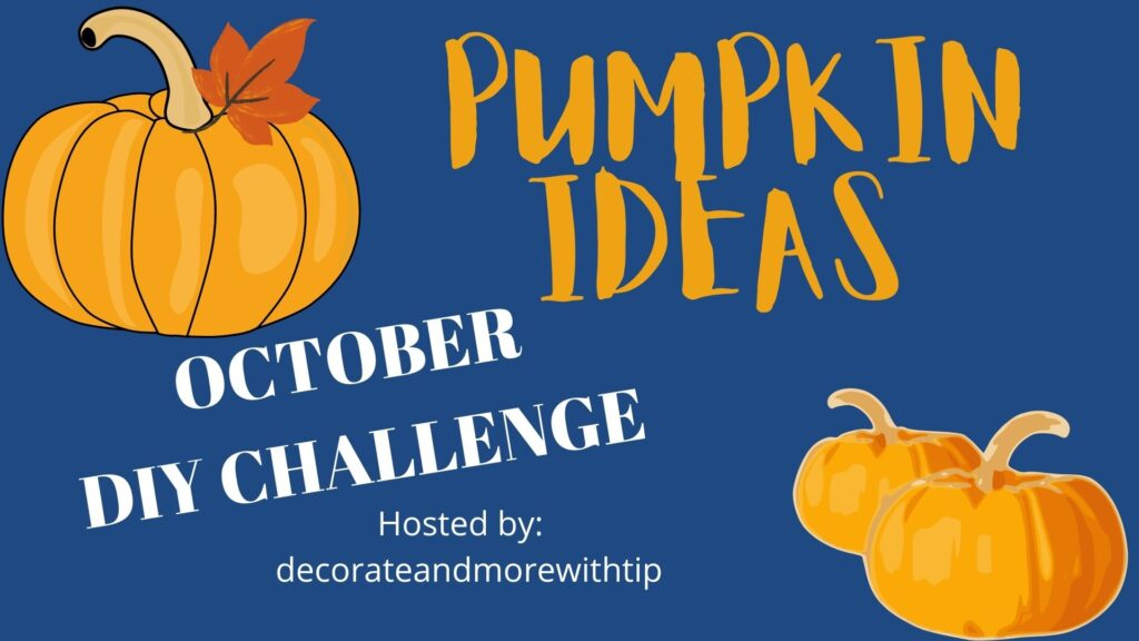 Pumpkin DIY Challenge graphic