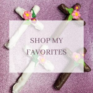 shop my favorites graphic