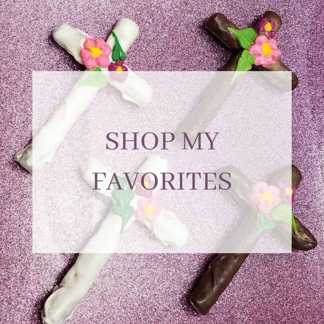 shop my favorites graphic