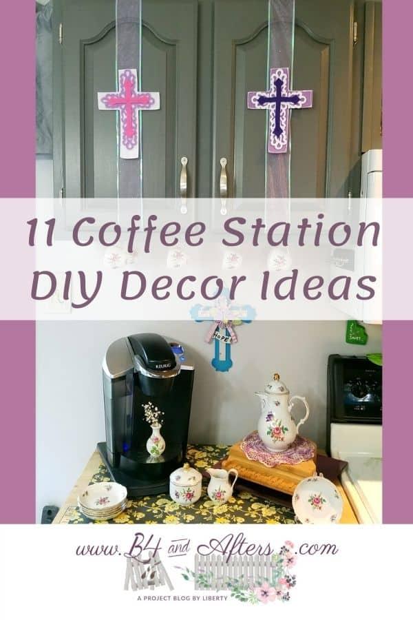 11 Coffee Station decor ideas