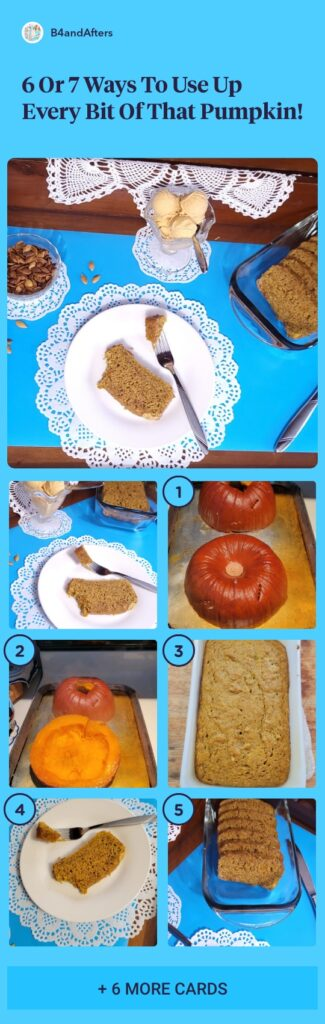 7 pictures of things you can make from a pumpkin