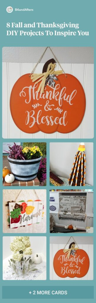 7 different fall project ideas