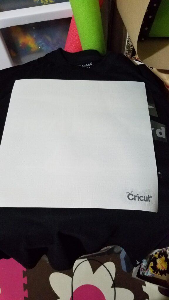 Cricut iron on pad