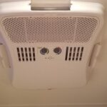 How to Clean Ceiling AC in Camper