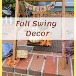 Fall swing decor graphic